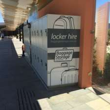 Carte Wa Australia.Baggage Storage Lockers By Smarte Carte Perth Airport T2 T2