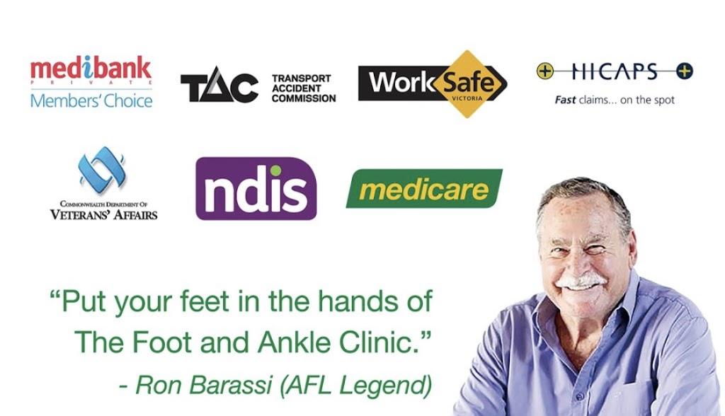 The Foot & Ankle Clinic | doctor | 80 John St, Pakenham VIC 3810, Australia | 0359224001 OR +61 3 5922 4001