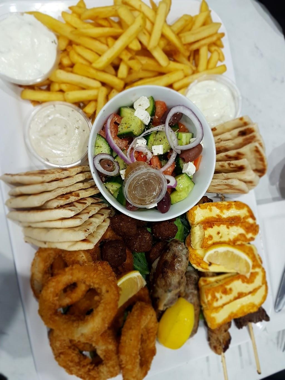 The Strand Souvlaki Bar | restaurant | shop 3/58 The Strand, North Ward QLD 4810, Australia | 0747211166 OR +61 7 4721 1166