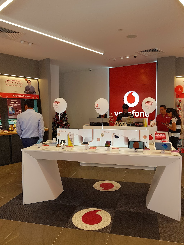 Vodafone Partner - Docklands | store | SCEG01A, The District Shopping Centre, 440 Docklands Dr, Docklands VIC 3008, Australia | 0396427417 OR +61 3 9642 7417