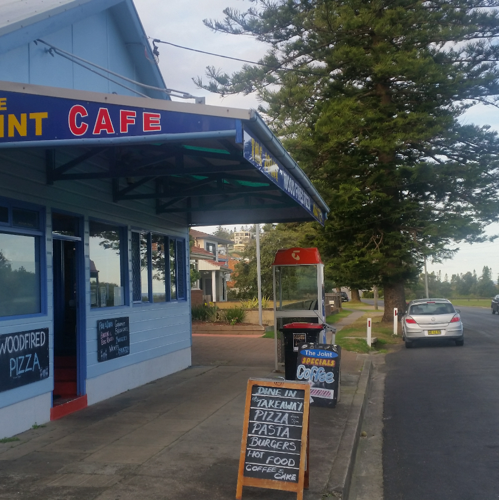 The Joint Cafe & Pizza | cafe | 19 Beach Rd, Redhead NSW 2290, Australia | 0249447721 OR +61 2 4944 7721