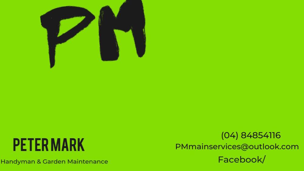 Pm Maintenance Services | home goods store | 24 Jackson Loop, Wandina WA 6530, Australia
