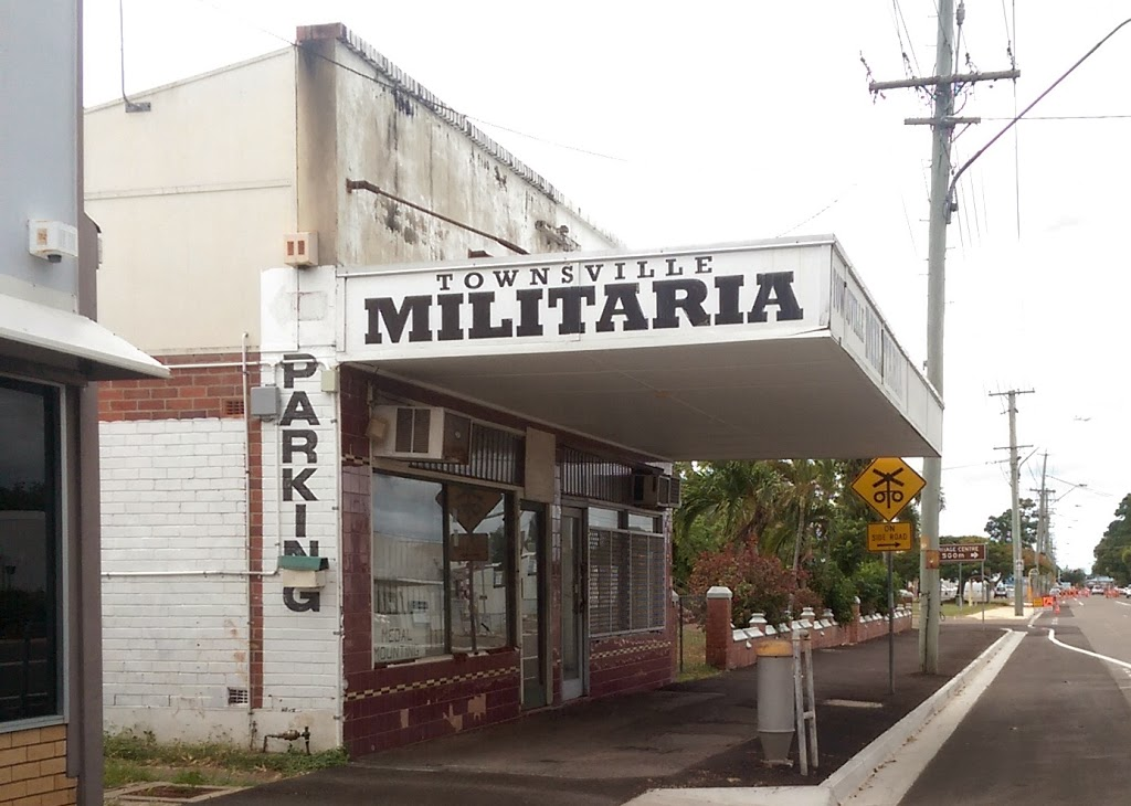 Townsville Militaria & Firearms | store | 75 Ingham Rd, West End QLD 4810, Australia | 0747716040 OR +61 7 4771 6040