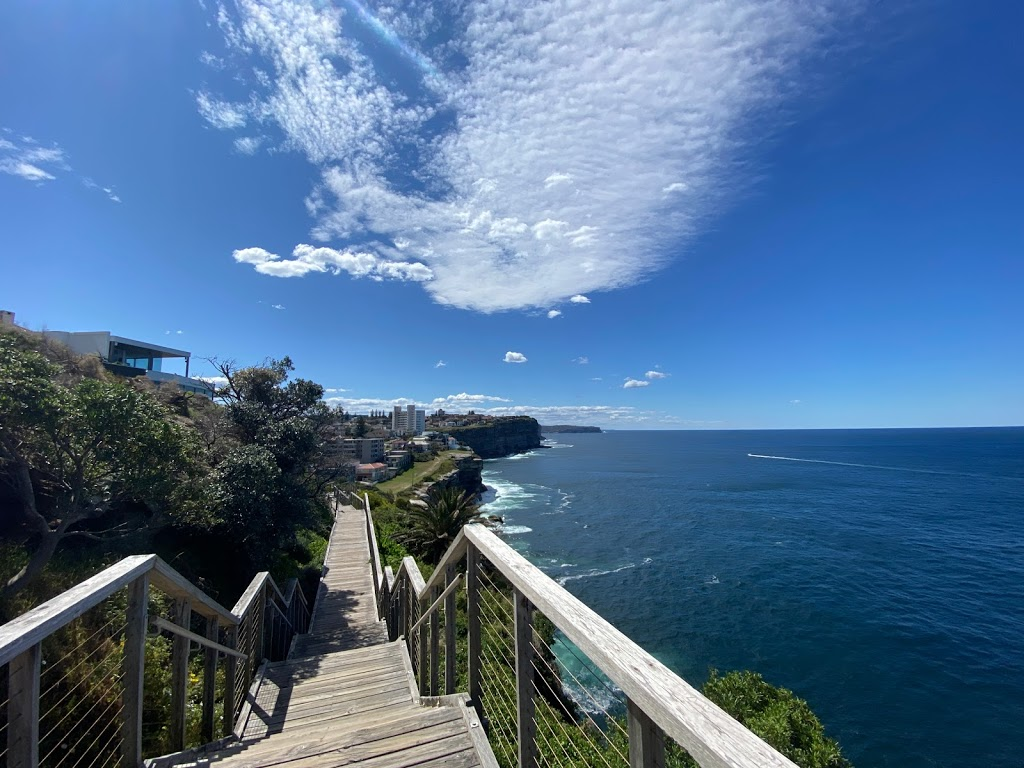 Waverley Cliff Walk | museum | 76 Lancaster Rd, Dover Heights NSW 2030, Australia