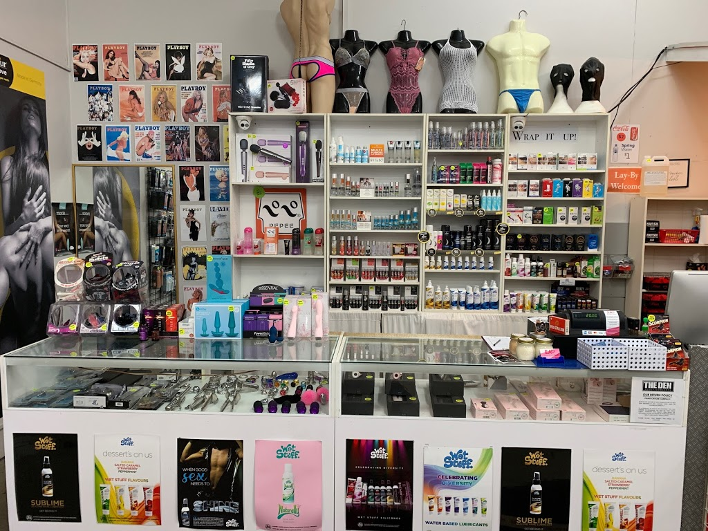 The Den Adult Concepts | store | 4/2557 Gold Coast Hwy, Mermaid Beach QLD 4218, Australia | 0755754054 OR +61 7 5575 4054