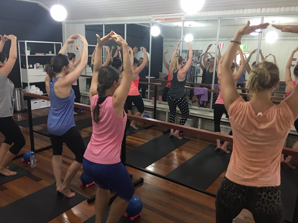 Brisbane Barre & Pilates Studio | gym | 14 Torrington St, Spring Hill QLD 4001, Australia | 1300272071 OR +61 1300 272 071