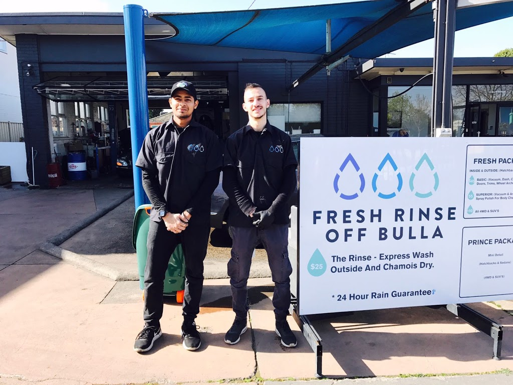 Fresh Rinse Off Bulla | car wash | 64 Bulla Rd, Strathmore VIC 3041, Australia | 0422834694 OR +61 422 834 694