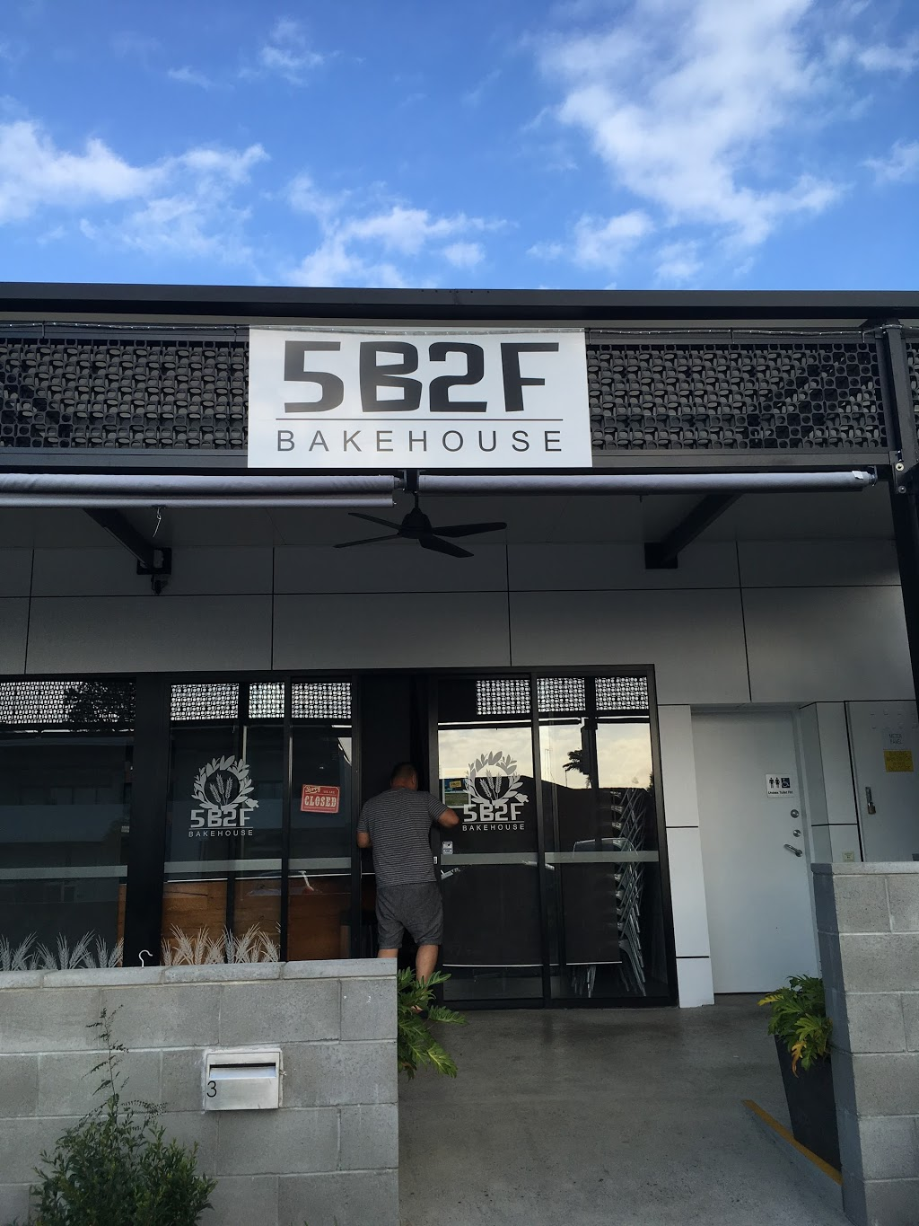 5B2F Bakehouse | cafe | 55 Brooke Ave, Southport QLD 4215, Australia | 0756325639 OR +61 7 5632 5639
