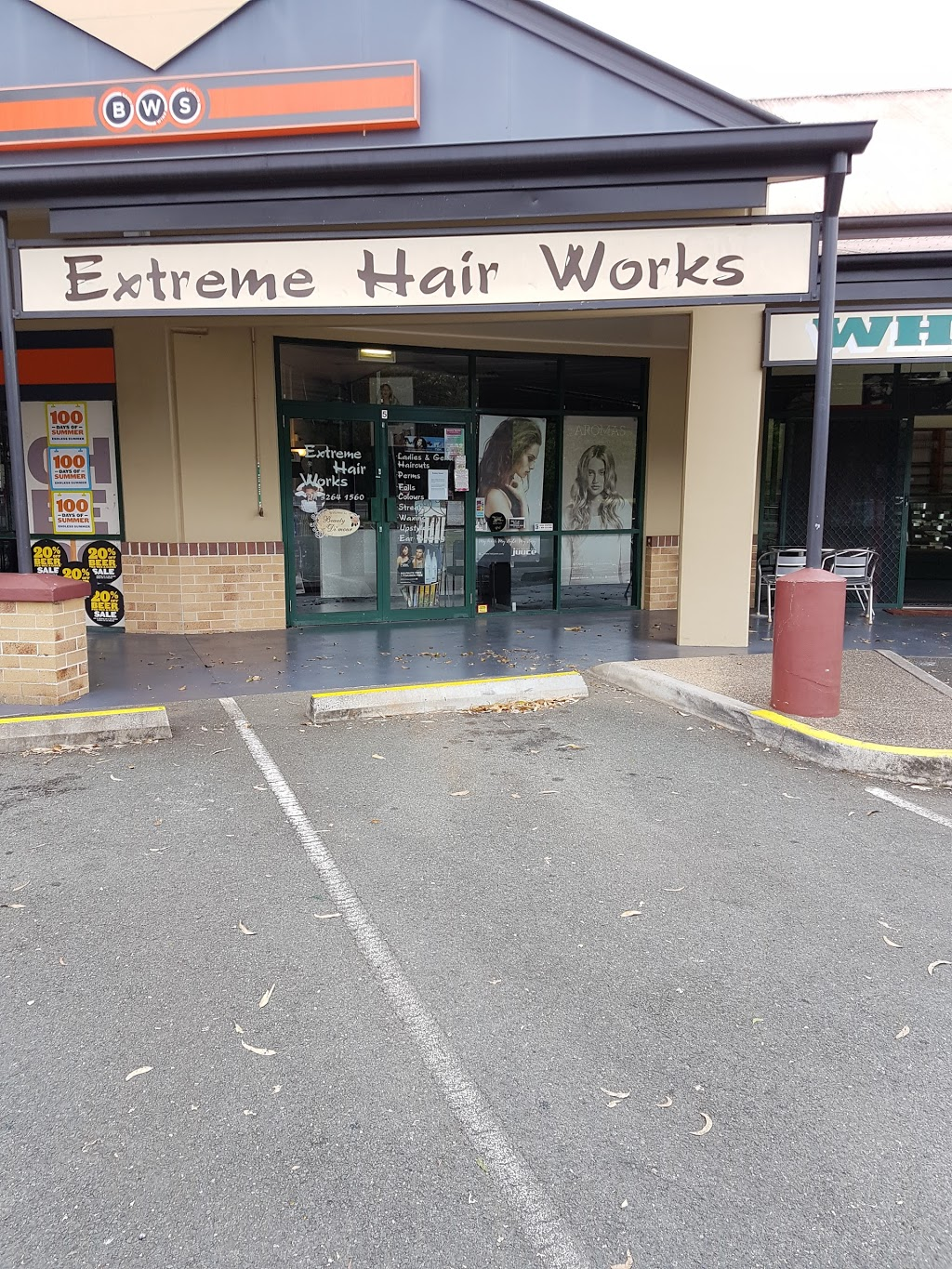Extreme Hair Works | hair care | 5/1 Queen Elizabeth Dr, Eatons Hill QLD 4037, Australia | 0732641560 OR +61 7 3264 1560