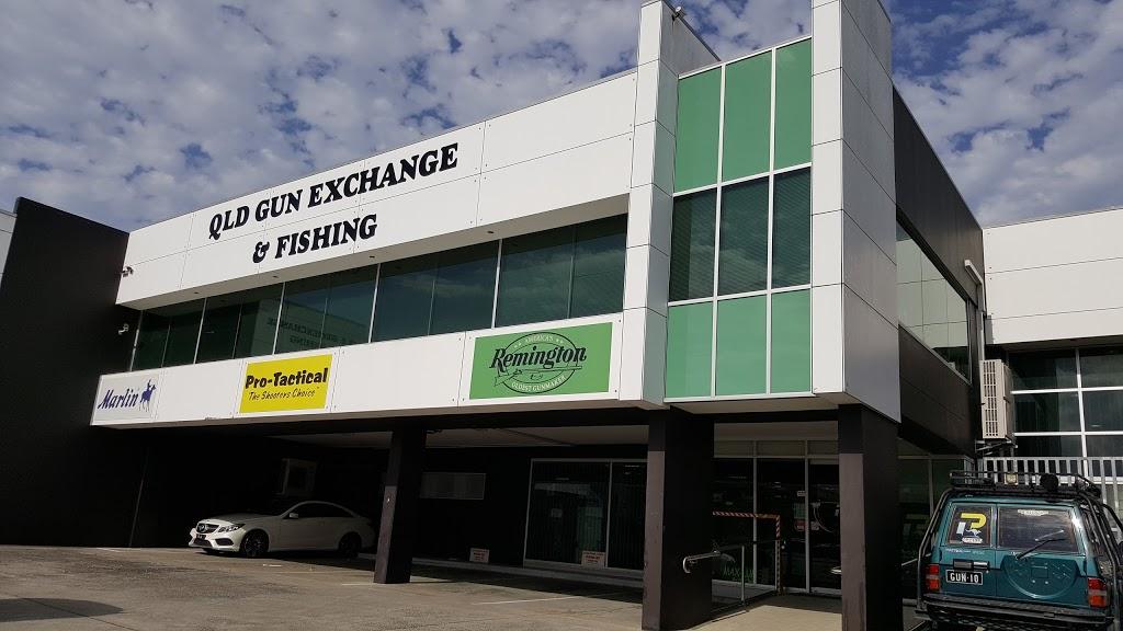 QLD Gun Exchange & Fishing | store | 181/181-183 Wellington Rd, East Brisbane QLD 4169, Australia | 0733930933 OR +61 7 3393 0933