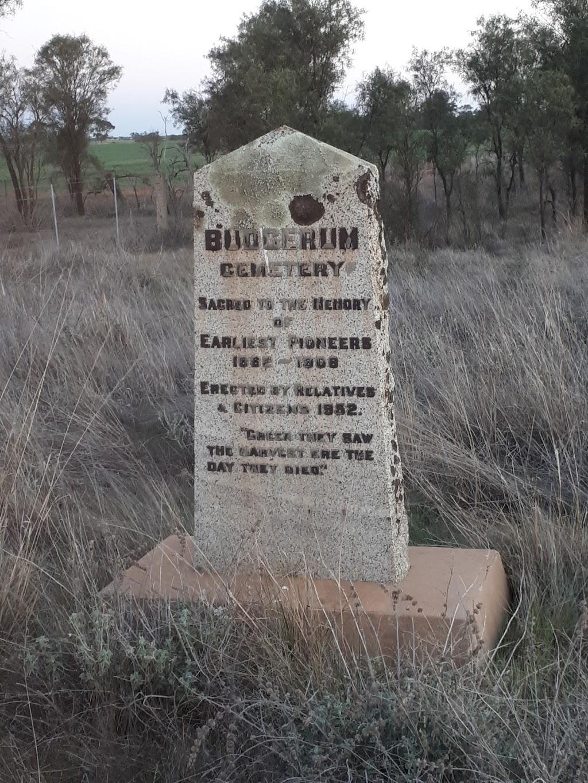Bungerum Pioneers Cemetery | cemetery | C262, Quambatook VIC 3540, Australia