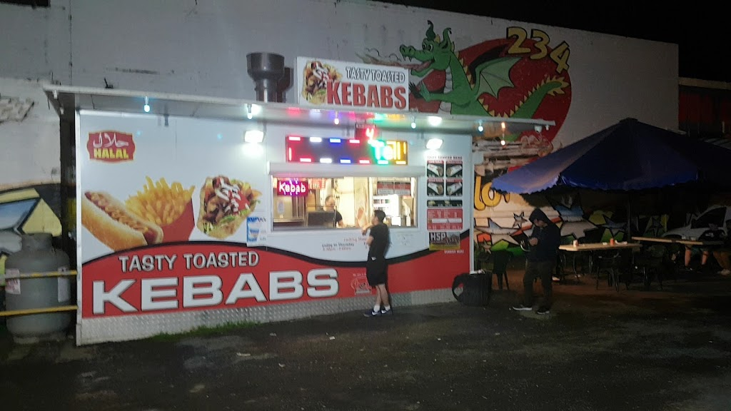 Tasty Toasted Kebabs | restaurant | 226/234 Western Hwy, Braybrook VIC 3019, Australia