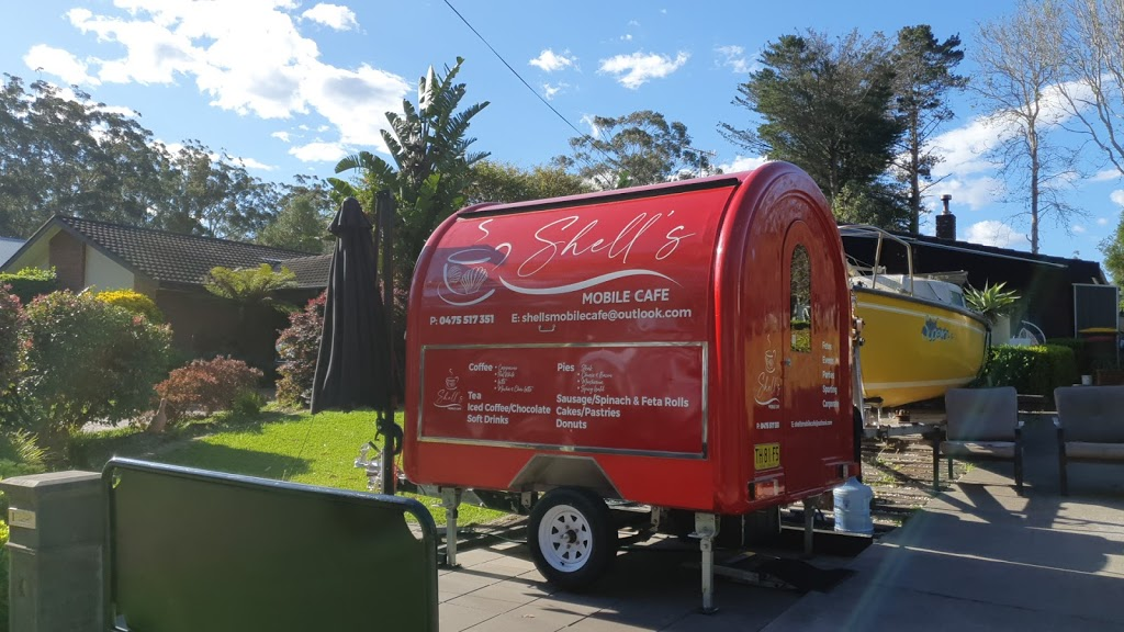 Shells Mobile Cafe | cafe | 9 Basin View Parade, Basin View NSW 2540, Australia