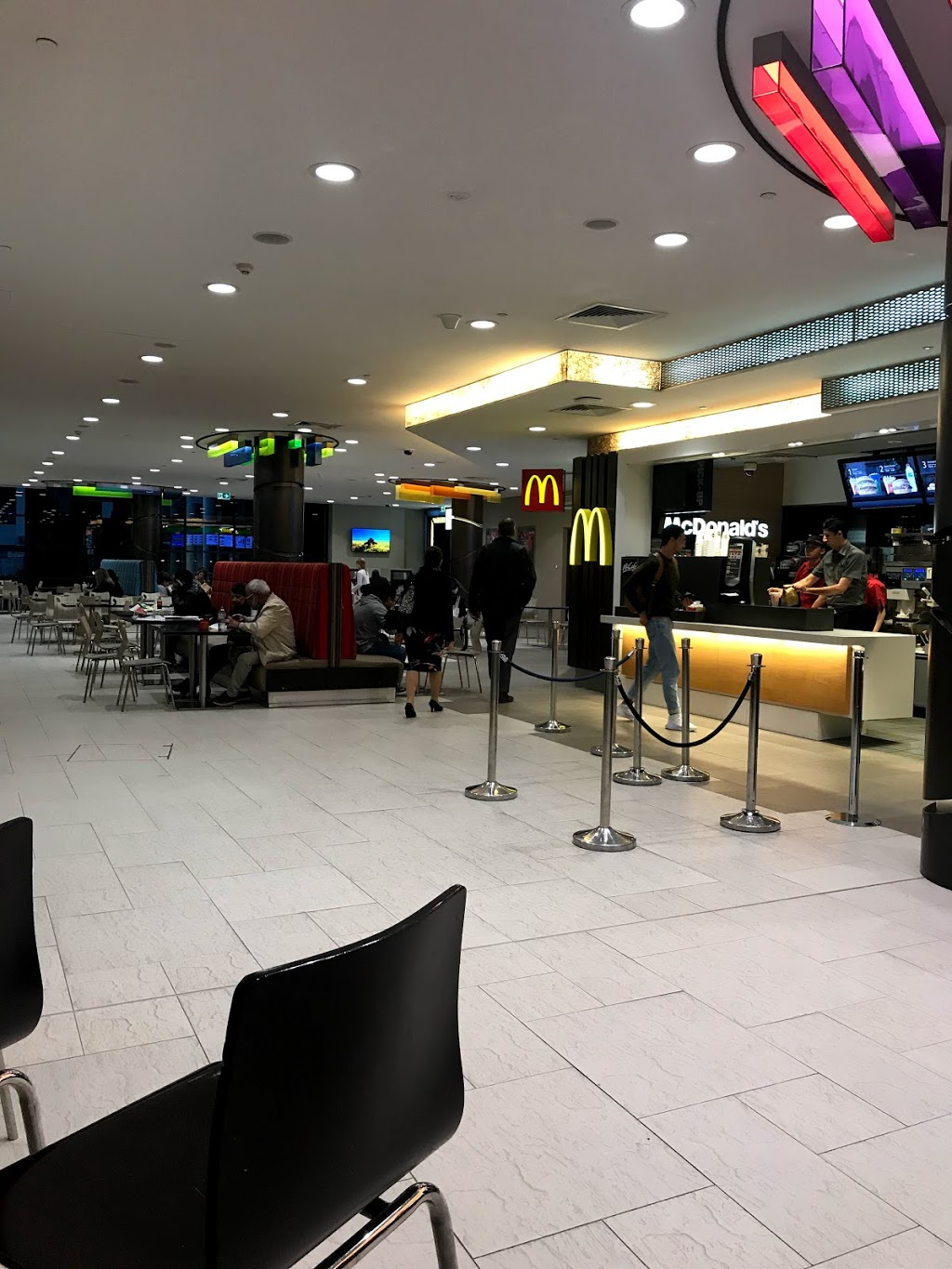 Crown Casino Food Court