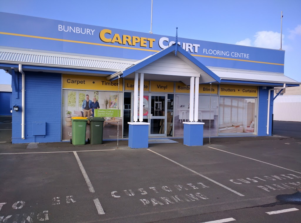 Bunbury Carpet Court | home goods store | 41 Spencer St, Bunbury WA 6230, Australia | 0897214720 OR +61 8 9721 4720
