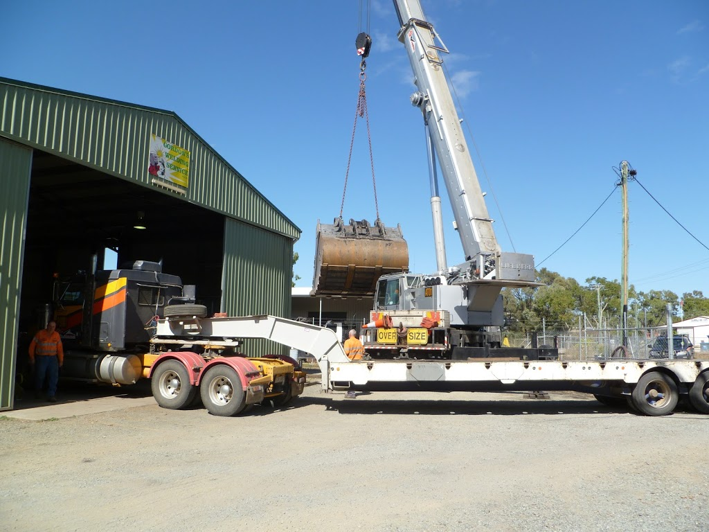 Gordon's Welding Service | store | LOT 4 Industrial Rd, Collinsville QLD 4804, Australia | 0747856227 OR +61 7 4785 6227