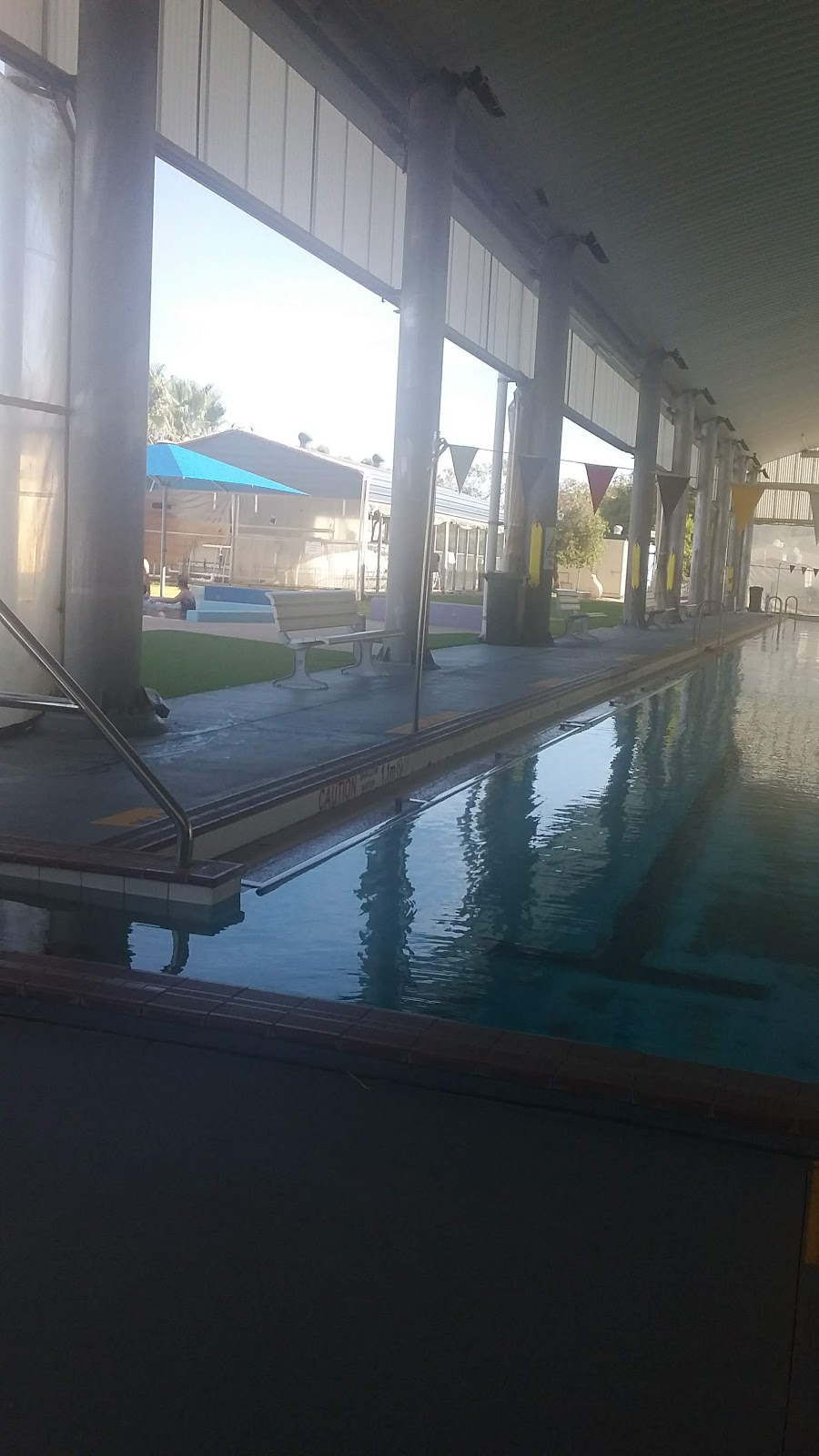Roma Swimming Pool | point of interest | 142 McDowall St, Roma QLD 4455, Australia | 0746221170 OR +61 7 4622 1170