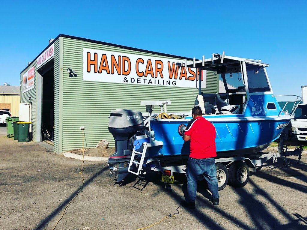 MaxWax Hand Car Wash | car wash | 16 Johnson St, Maitland NSW 2320, Australia | 0240308433 OR +61 2 4030 8433