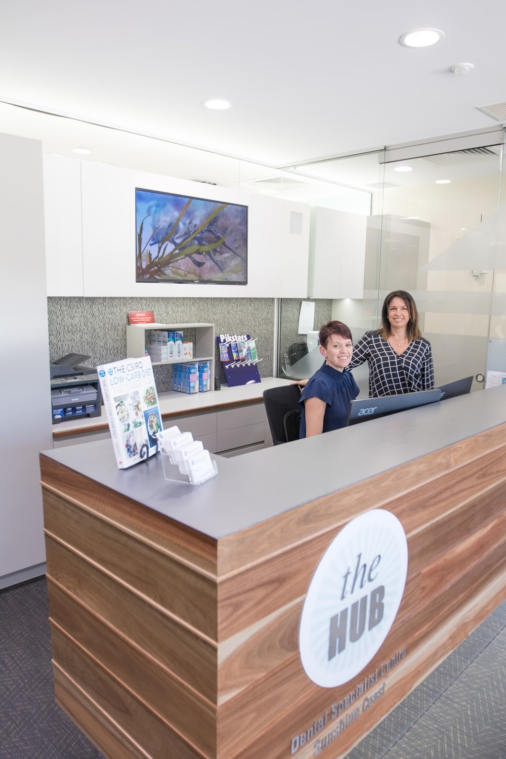 The Hub Dental Specialist Centre   dentist   1, Professional Centre, 128 Golf Links Rd, Mountain Creek QLD 4557, Australia   0754442800 OR +61 7 5444 2800