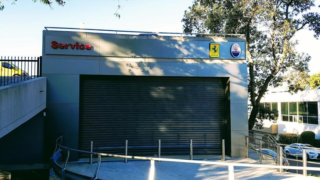 Ferrari North Shore and McCarrolls Maserati Service Centre | car repair | 12 Barcoo St, Roseville NSW 2069, Australia | 0291058888 OR +61 2 9105 8888