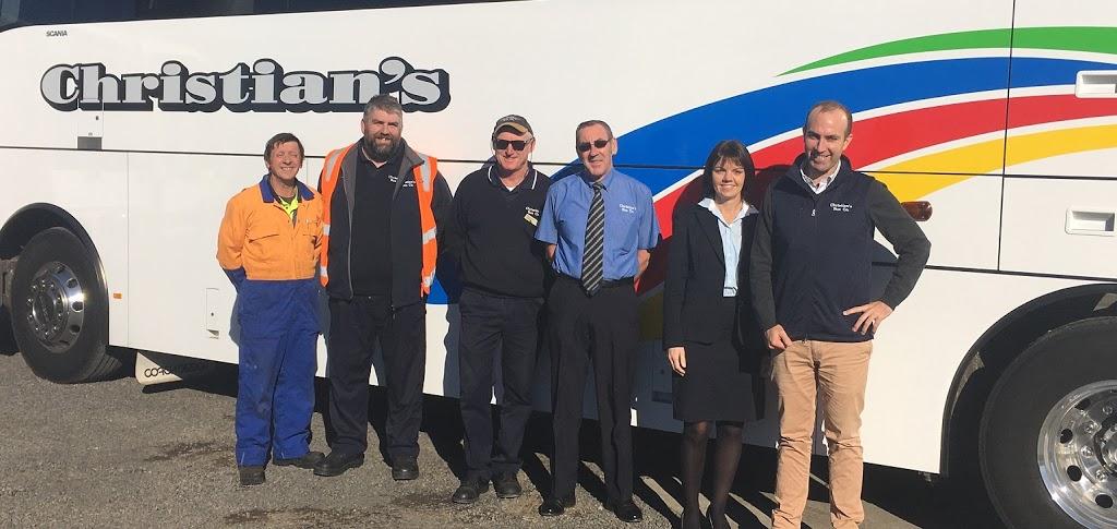 Christian's Bus Co. | travel agency | 261 Barkly St, Ararat VIC 3377, Australia | 0353521501 OR +61 3 5352 1501