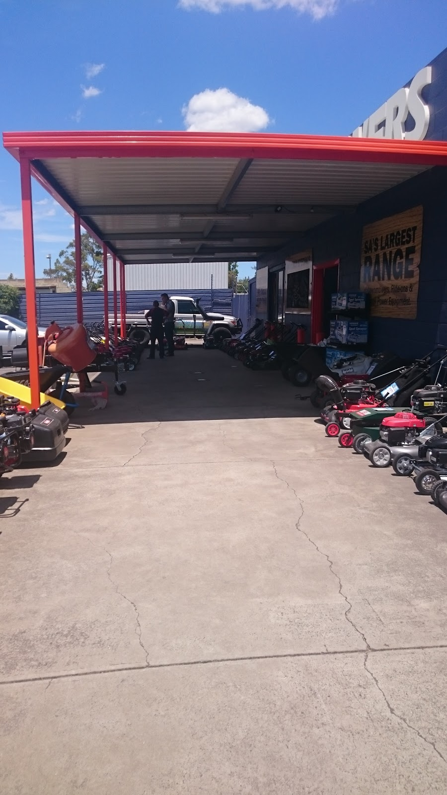 Stanford Mowers | store | 590 Main N Rd, Gepps Cross SA 5094, Australia | 0883498111 OR +61 8 8349 8111