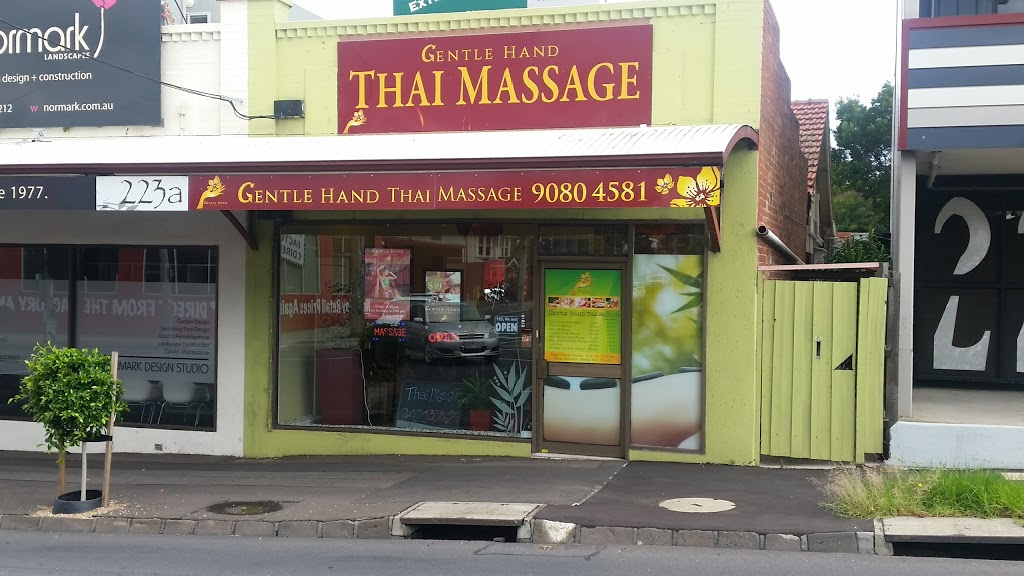 Gentle Hand Thai Massage | spa | 223A Buckley St, Essendon VIC 3040, Australia | 0390804581 OR +61 3 9080 4581