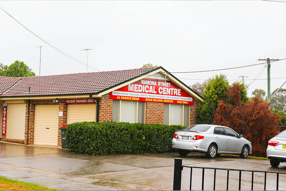 Ramona Street Medical Centre | doctor | 42 Pearce Rd, Quakers Hill NSW 2763, Australia | 0296268865 OR +61 2 9626 8865