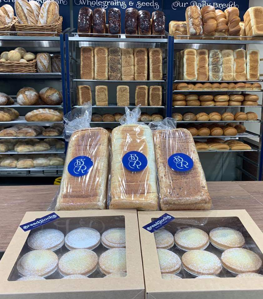 BreadRocks | bakery | 4/100 Cove Blvd, Shell Cove NSW 2529, Australia