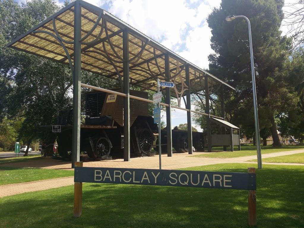 Barclay Square (Big Lizzie)   park   LOT 1 Jacaranda St, Red Cliffs VIC 3496, LOT 1 Jacaranda St, Red Cliffs VIC 3496, Australia