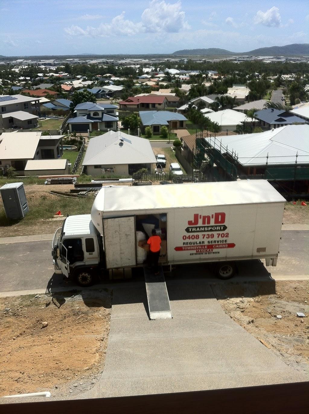 JND Removals & Transport | moving company | 19a Margaret St, West End QLD 4810, Australia | 0408739702 OR +61 408 739 702