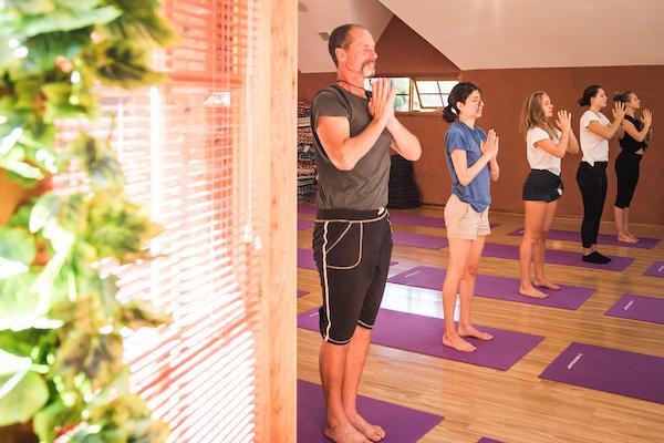 Happy Buddha Yoga Blue Mountains   gym   52 Railway Parade, Wentworth Falls NSW 2782, Australia   0285406513 OR +61 2 8540 6513