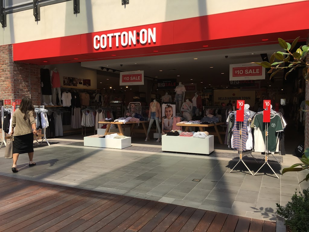 Cotton On | clothing store | The District Docklands, 439 Docklands Dr, Docklands VIC 3008, Australia | 1800420176 OR +61 1800 420 176