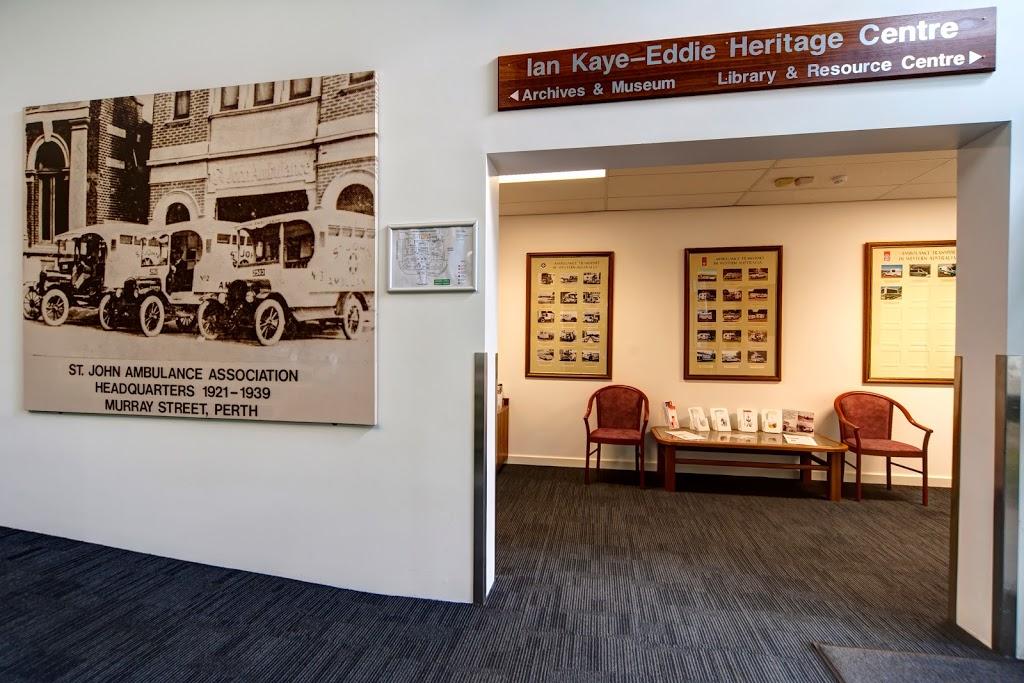 St John Ambulance Museum | museum | 209 Great Eastern Hwy, Belmont WA 6104, Australia | 0893341434 OR +61 8 9334 1434