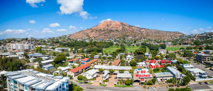 Townsville Holiday Apartments | real estate agency | 80 Mitchell St, North Ward QLD 4810, Australia | 0747211990 OR +61 7 4721 1990