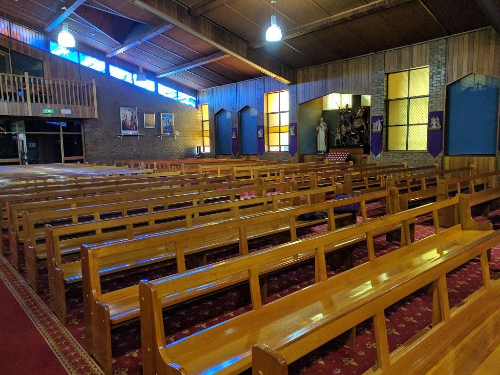 St Francis Of Assisi Catholic Church | church | 59 Newton Rd, Newton SA 5074, Australia | 0883373849 OR +61 8 8337 3849