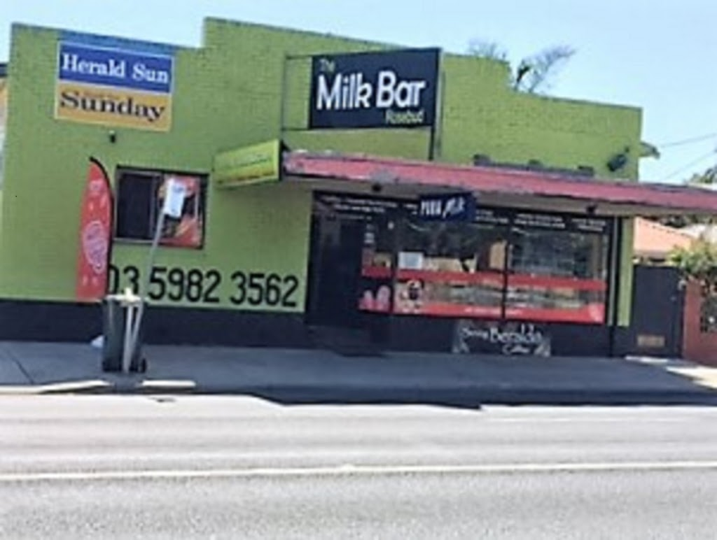 Rosebud Milkbar & Takeaway   meal takeaway   376 Eastbourne Rd, Rosebud VIC 3939, Australia   0359823562 OR +61 3 5982 3562