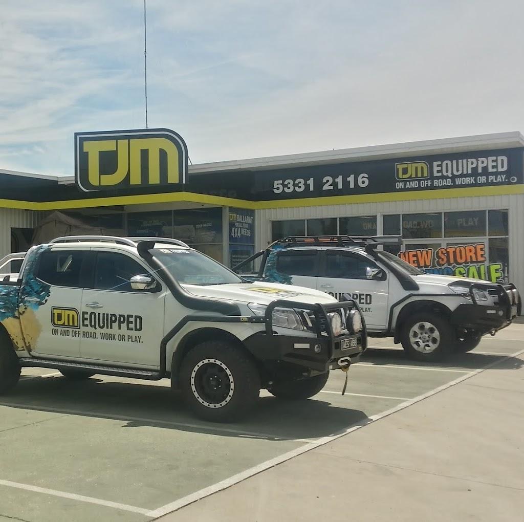 TJM Ballarat | car repair | 908 Howitt Street, Wendouree VIC 3355, Australia | 0353312116 OR +61 3 5331 2116