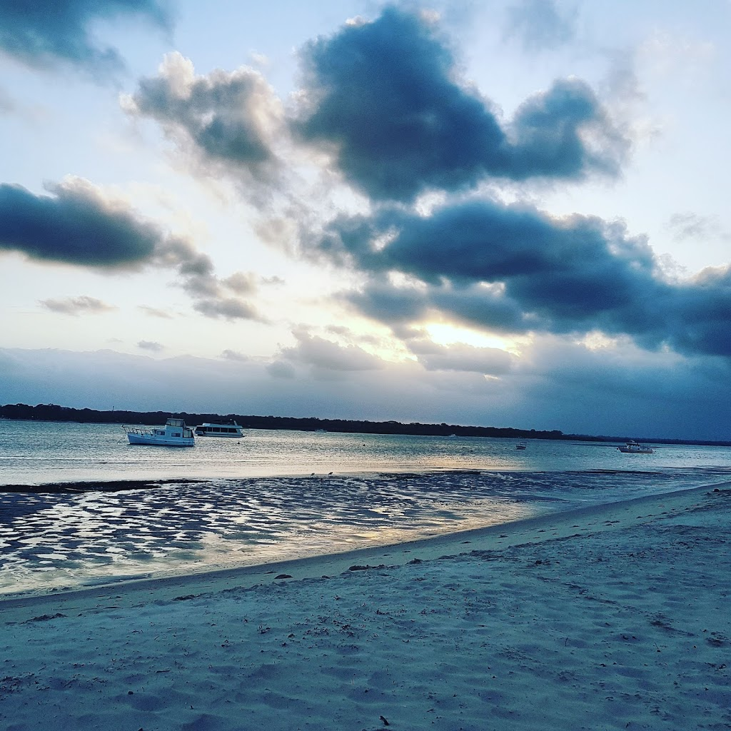 Mission Point camping area, Bribie Island National Park and Recr | park | Access via boat Bribie Island, Banksia Beach QLD 4507, Australia