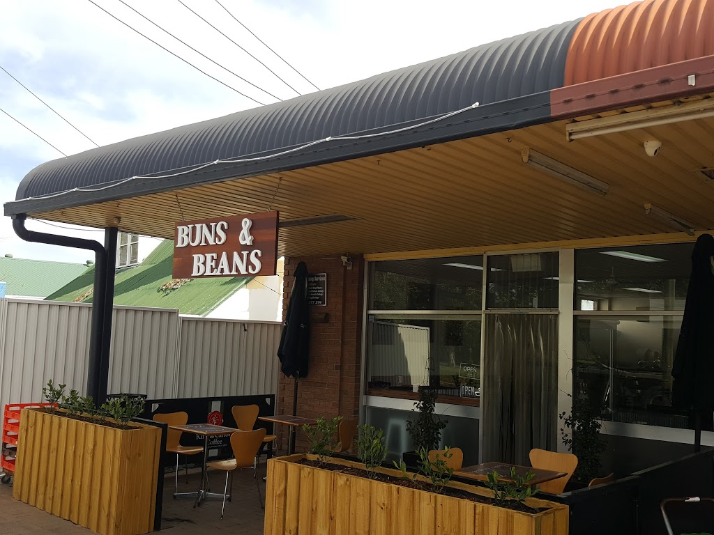 Buns and Beans Wilberforce | bakery | Shop 1/543-545 Wilberforce Rd, Wilberforce NSW 2756, Australia | 0245751356 OR +61 2 4575 1356