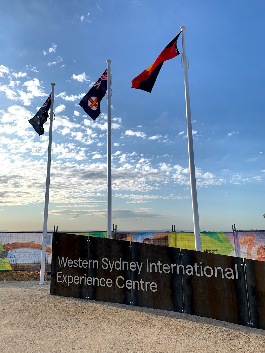 Western Sydney International Airport Experience Centre | museum | 100 Eaton Rd, Luddenham NSW 2745, Australia | 1800972972 OR +61 1800 972 972
