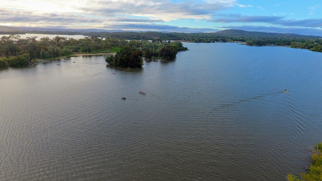 Island In Lake Burley Griffin | park | Acton ACT 2601, Australia