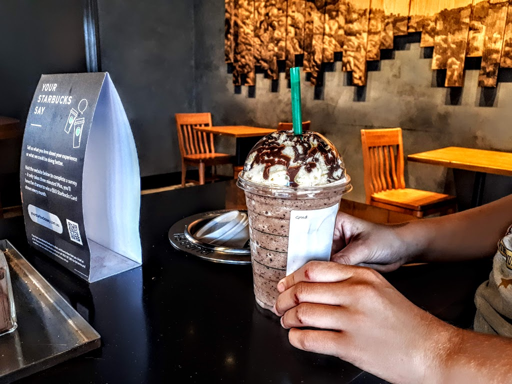 Starbucks | cafe | 861 Richmond Rd, Marsden Park NSW 2765, Australia | 1800787289 OR +61 1800 787 289