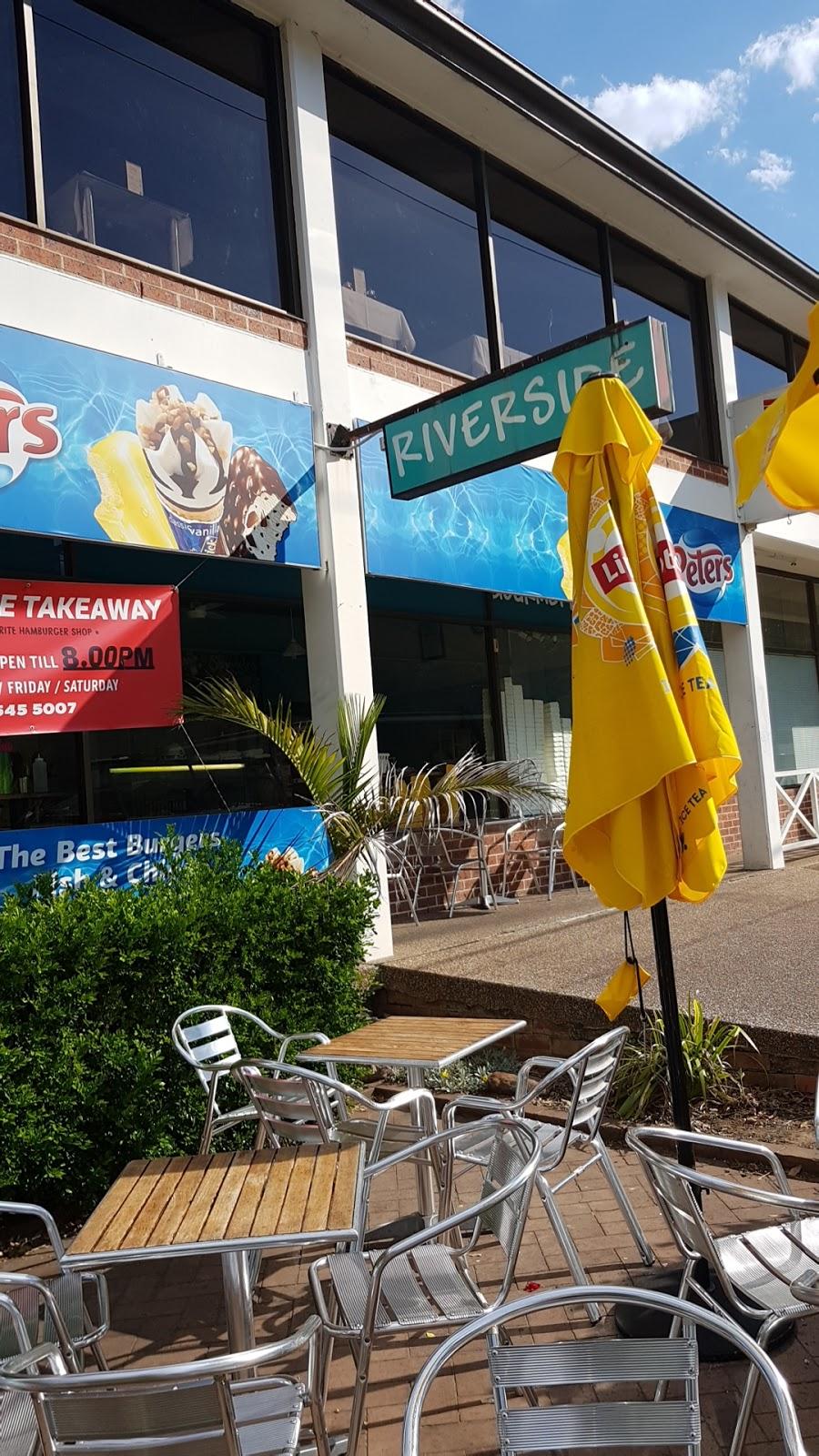 Riverside Takeaway | cafe | 1/2 Prices Circuit, Woronora NSW 2232, Australia | 0295455007 OR +61 2 9545 5007