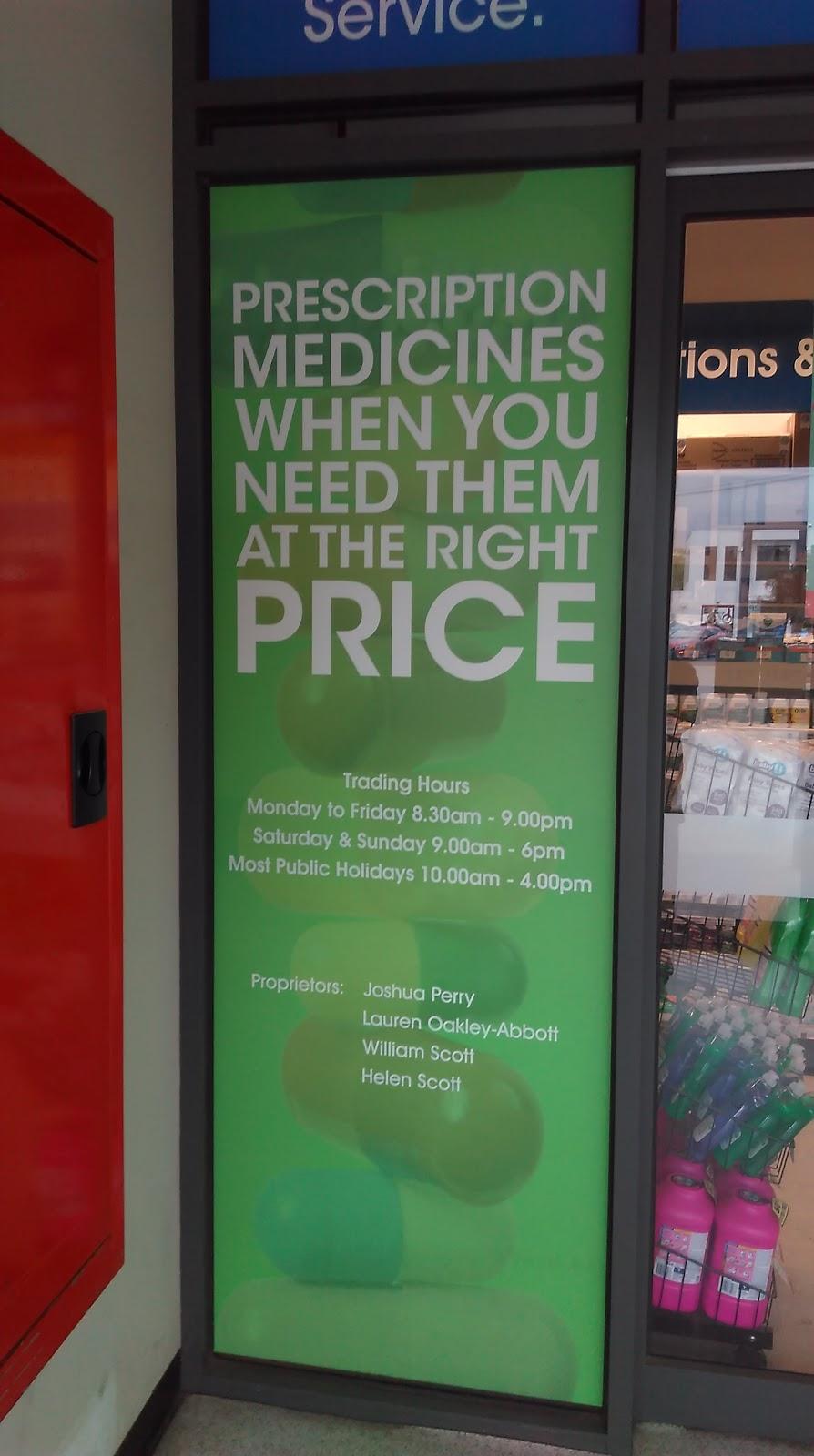 Pharmasave Whittlesea Pharmacy | pharmacy | walk through IGA, 2/12 Church St, Whittlesea VIC 3757, Australia | 0397160260 OR +61 3 9716 0260