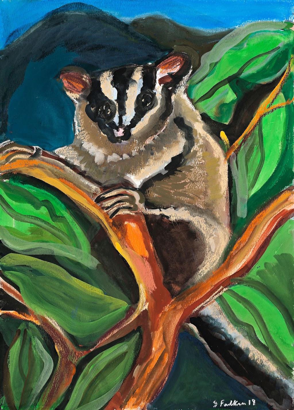 Stevens Street Gallery | art gallery | 2 Stevens St, Yandina QLD 4561, Australia | 0754727214 OR +61 7 5472 7214