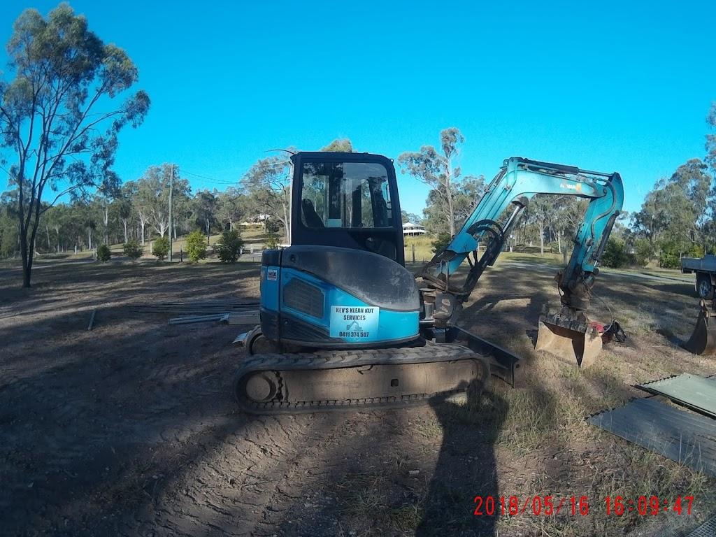 Kev's Klean Kut Services   general contractor   16 Aquarius St, gladstone QLD 4680, Australia   0411374507 OR +61 411 374 507