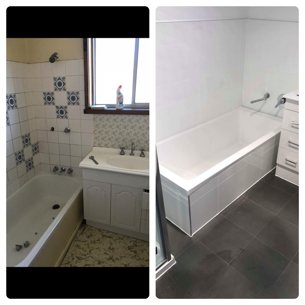 SMP Bathrooms, Renovations & Maintenance | home goods store | 60 Sunshine Rd, Austins Ferry TAS 7011, Australia | 0487688649 OR +61 487 688 649