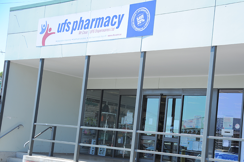 Mt Clear UFS Pharmacy | pharmacy | Midvale Shopping Complex, 1/1172 Geelong Rd, Mount Clear VIC 3350, Australia | 0353302644 OR +61 3 5330 2644