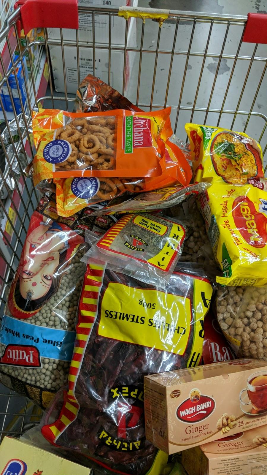 Udaya Supermarket | store | 78 Station St, Wentworthville NSW 2145, Australia | 0298963411 OR +61 2 9896 3411